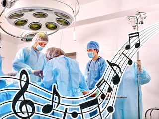 Music-during-surgery